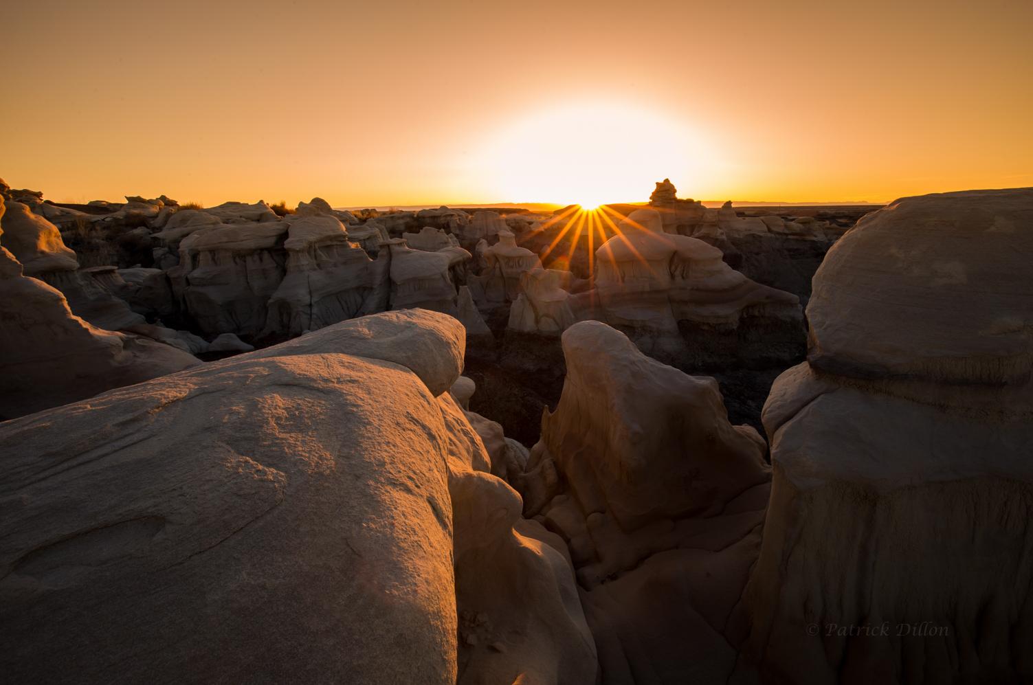 desert southwest sunstar  -8899