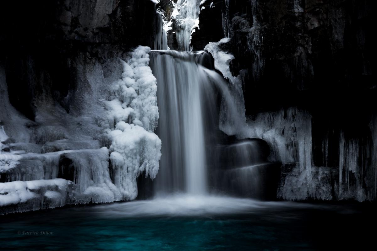 Ice falls-1948