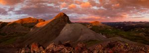 san juan mountain sunset from unnamed peak to peak sunset pd--c48.jpg